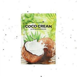 COCO CREAM LEITE DE COCO EM PO 250G - PURA VIDA