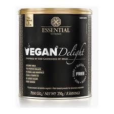 VEGAN ESSENTIAL NUTRITION DELIGHT LATA 250G