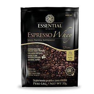 EXPRESSO ESSENTIAL NUTRITION WHEY SABOR CAFE 33G