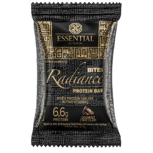 BITES RADIANCE WHEY ESSENTIAL NUTRITION 23G