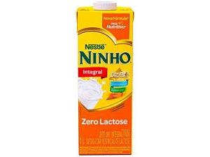 LEITE NINHO ZERO LACTOSE NESTLE 1L