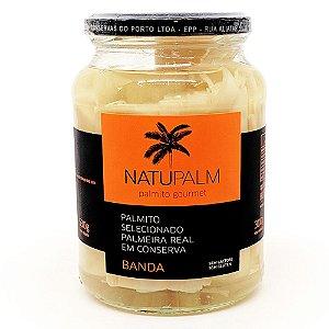 PALMITO NATUPALM GOURMET BANDA 300G