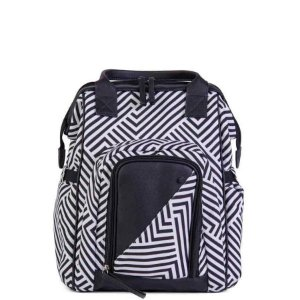 MOCHILA TERMICA LOLLA ALL BLACK PACCO