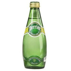 AGUA COM GAS PERRIER 330ML