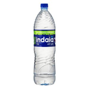 AGUA MINERAL SEM GAS INDAIA 1,5L