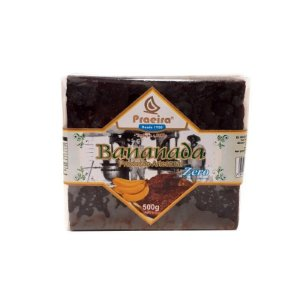 BANANADA ZERO LIGHT PRAIEIRA 500G