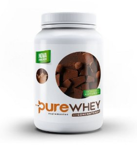 WHEY ISOLADO SABOR CHOCOLATE PURE 1KG