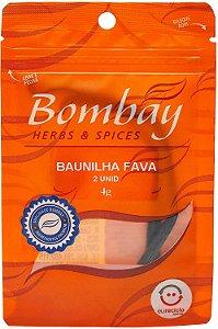 BAUNILHA FAVA 2UN BOMBAY