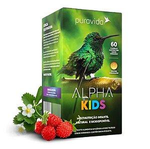 ALPHA KIDS PURA VIDA 60 CAPS