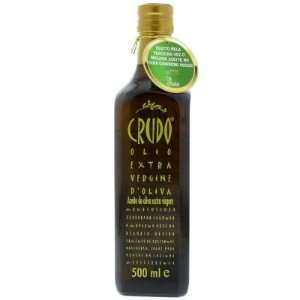 AZEITE DE OLIVA EXT VIRGEM CRUDO 500ML