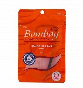 BAUNILHA FAVA BOMBAY