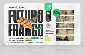 FRANGO FUTURO TIRAS FAZENDA FUTURO 200G