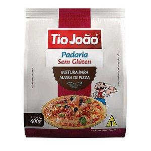 MISTURA P PIZZA TIO JOAO 400G