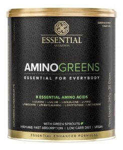AMINO GREENS ESSENTIAL 240G