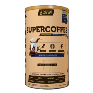 SuperCoffee 2.0 Impossible Chocolate - 380g - Caffeine Army