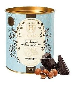 Bombom Haoma Chocolate Belga Avelã 200g - Haoma