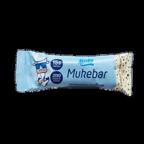 Barra Mukebar Cookies N Cream Muke +Mu 60g