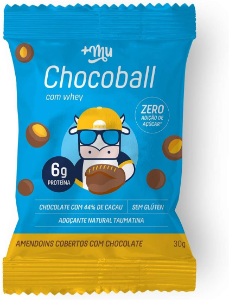 Chocoball chocolate +Mu 30g