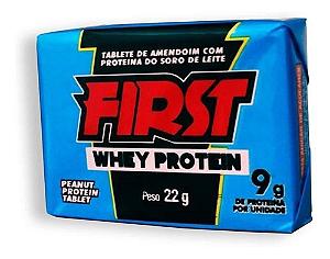 Paçoca Whey Protein First 22g