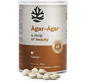Ágar-Ágar Ocean Drop 240 tablets