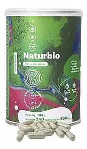 Naturbio 600 Mg Ocean Drop 240 Cápsulas
