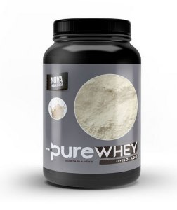 Whey Protein Isolado Neutro Pure 1kg