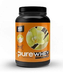 Whey Protein Isolado Baunilha Pure 1kg