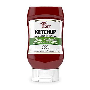Ketchup Zero Sódio Zero Açúcar Zero Cal - Mrs. Taste - 350g