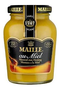 Mostarda com mel Maille 230g