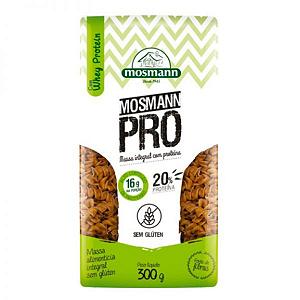 Fusilli integral com proteina Mosmann 300gg