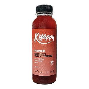 Kombucha Kuarana Khappy 355ml