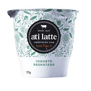 Iogurte Desnatado Atilatte 170g
