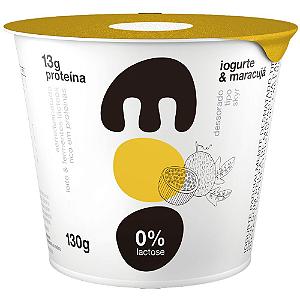 Iogurte maracuja sem lactose moo 130g