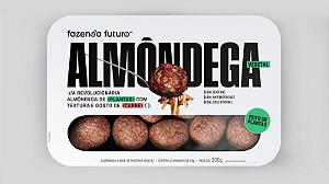 Almondega vegetal fazenda futuro 275g
