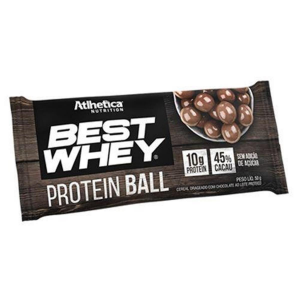 Protein ball chocolate Atlhetica 50g