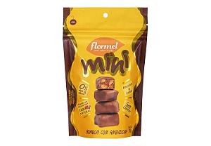 Mini bombom com amendoim FLORMEL 60g