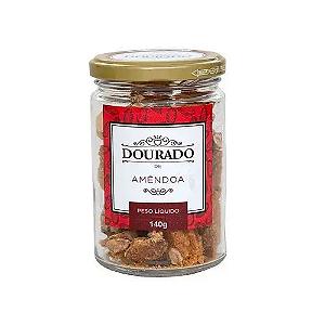 Amendoa Dourado 140g