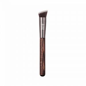 Pincel Luxus Vegan Brushes 50 Mini Angled Kabuki Baims