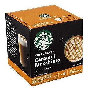 Café Caramel Macchiato Dolce Gusto STARBUCKS 127,8g