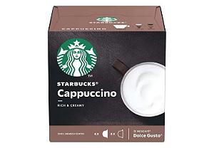 Café Cappuccino Dolce Gusto STARBUCKS 127,8g