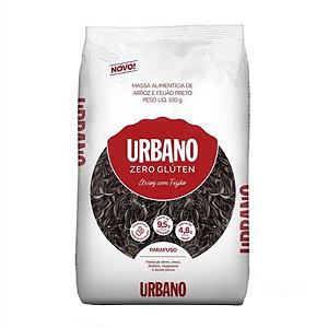 Parafuso arroz e feijao preto zero gluten Urbano 500g