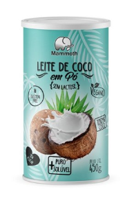 Leite de coco em po Mammoth 450g