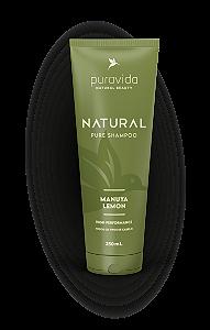 Shampoo Manuya Lemon Pura Vida 250ml