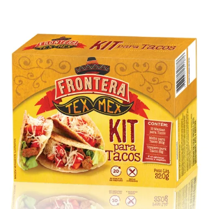 Kit para tacos Frontera 320g