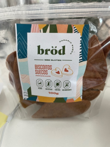 Biscoitos suecos Brod 100g