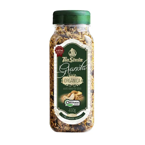 Granola Organica Tia Sonia 460g
