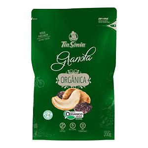 Granola organica Tia Sonia 200g
