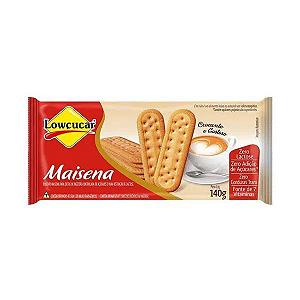 Biscoito maisena zero açucar e lactose Lowçucar 140g