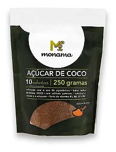 Açucar de coco Monama 250g