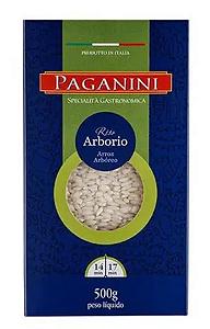 Arroz arboreo Paganini 500g